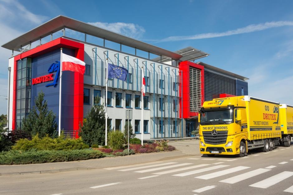 30 Jahre Drutex, Europas Marktführer in Sachen Kunststofffenster